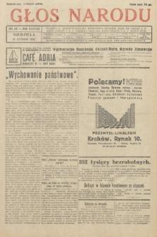 Głos Narodu. 1931, nr44