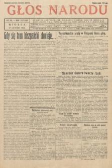 Głos Narodu. 1931, nr46