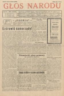 Głos Narodu. 1931, nr50