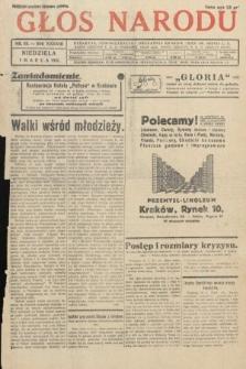 Głos Narodu. 1931, nr58