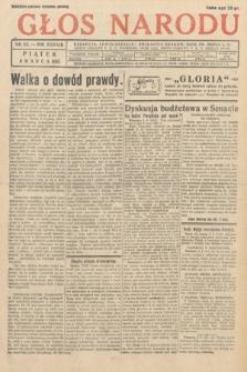 Głos Narodu. 1931, nr63