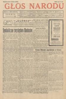 Głos Narodu. 1931, nr64