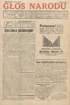 Głos Narodu. 1931, nr76