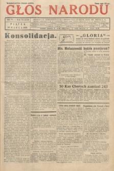 Głos Narodu. 1931, nr77