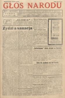 Głos Narodu. 1931, nr78