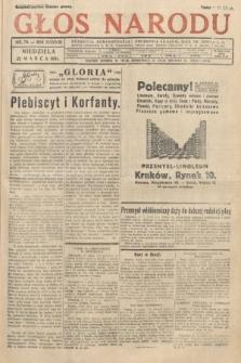 Głos Narodu. 1931, nr79