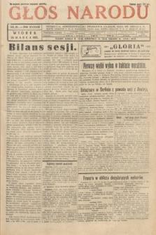 Głos Narodu. 1931, nr81