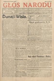 Głos Narodu. 1931, nr82