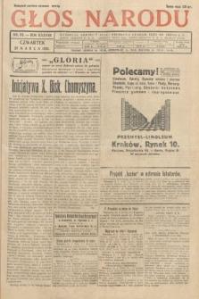 Głos Narodu. 1931, nr83