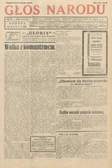 Głos Narodu. 1931, nr85