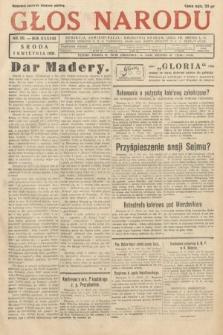 Głos Narodu. 1931, nr89