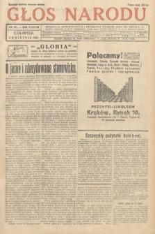 Głos Narodu. 1931, nr90