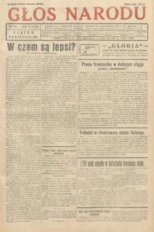 Głos Narodu. 1931, nr91