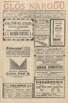 Głos Narodu. 1931, nr92
