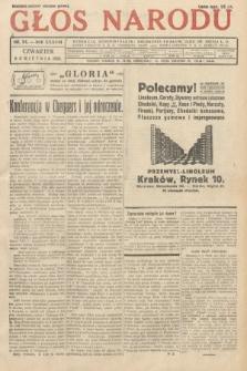 Głos Narodu. 1931, nr94