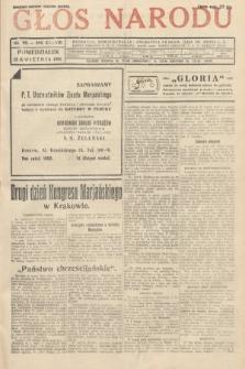 Głos Narodu. 1931, nr98