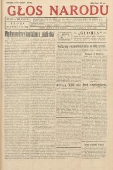 Głos Narodu. 1931, nr107