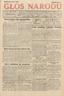 Głos Narodu. 1931, nr112