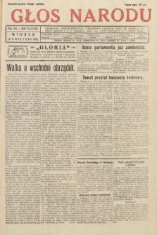 Głos Narodu. 1931, nr113
