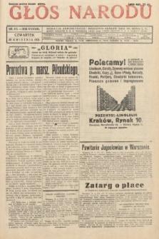 Głos Narodu. 1931, nr115