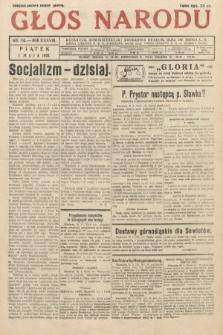 Głos Narodu. 1931, nr116