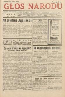 Głos Narodu. 1931, nr117