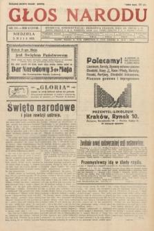 Głos Narodu. 1931, nr118