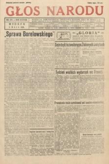 Głos Narodu. 1931, nr120