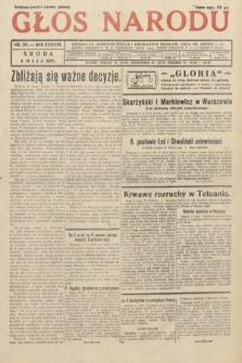Głos Narodu. 1931, nr121