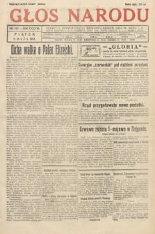 Głos Narodu. 1931, nr123