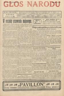 Głos Narodu. 1931, nr128