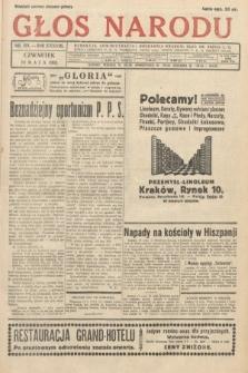 Głos Narodu. 1931, nr129