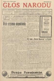 Głos Narodu. 1931, nr130