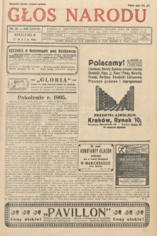 Głos Narodu. 1931, nr131