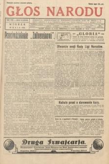 Głos Narodu. 1931, nr133