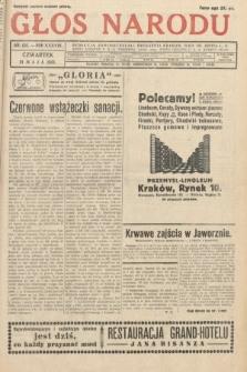Głos Narodu. 1931, nr135