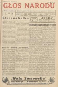 Głos Narodu. 1931, nr136