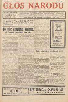 Głos Narodu. 1931, nr143