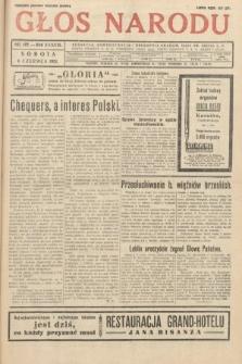 Głos Narodu. 1931, nr149