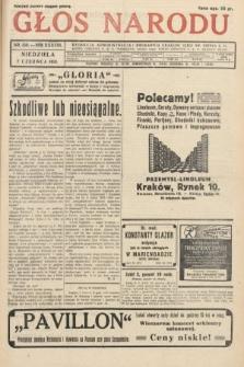 Głos Narodu. 1931, nr150
