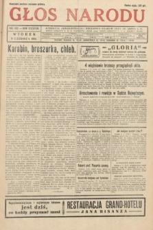 Głos Narodu. 1931, nr152