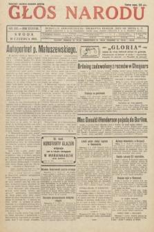 Głos Narodu. 1931, nr153