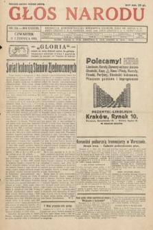 Głos Narodu. 1931, nr154