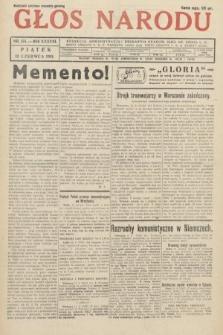 Głos Narodu. 1931, nr155