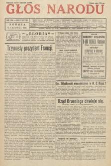 Głos Narodu. 1931, nr156