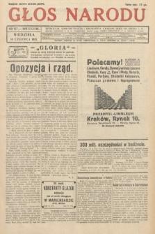Głos Narodu. 1931, nr157