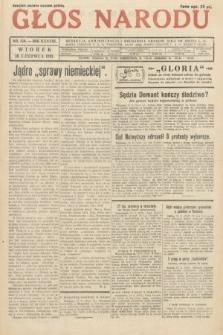 Głos Narodu. 1931, nr159