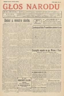 Głos Narodu. 1931, nr160