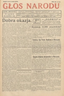 Głos Narodu. 1931, nr162