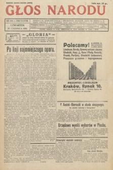 Głos Narodu. 1931, nr168